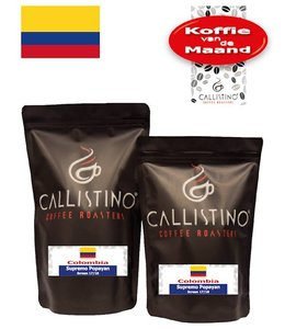 Koffie  vd Maand: Colombia Supremo Popayan