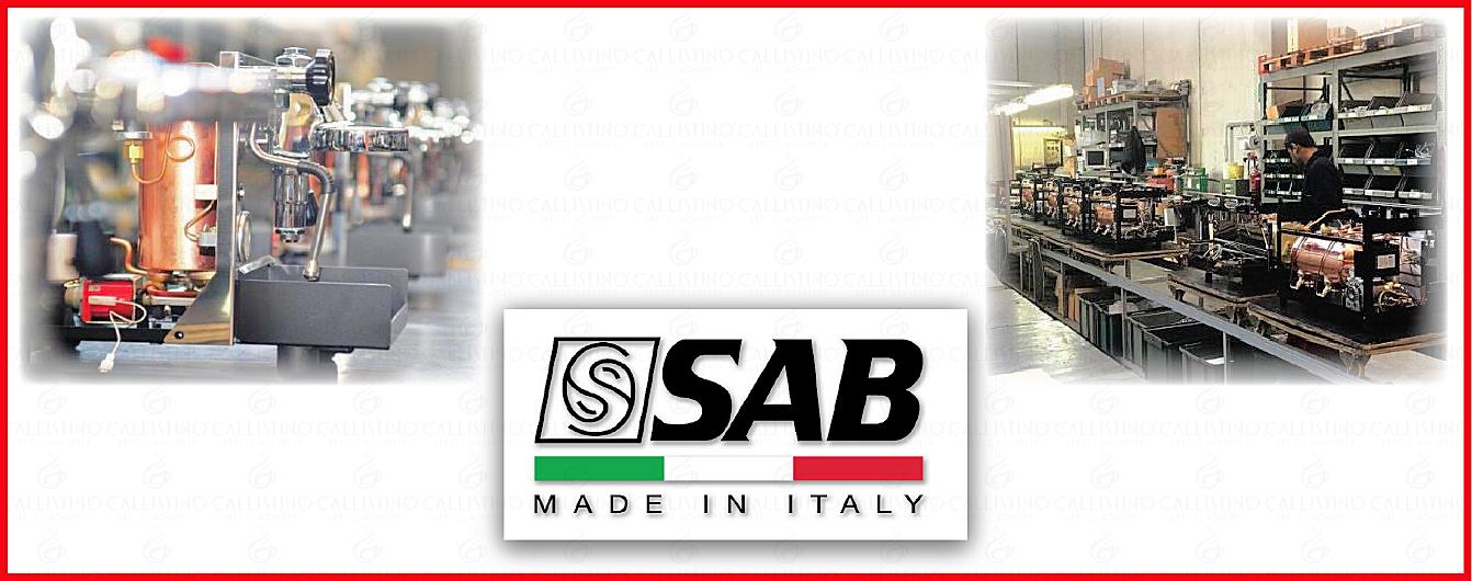 SAB espressomachine Brasschaat Antwerpen België