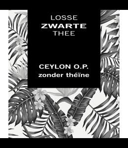 Ceylon O.P. zonder theïne