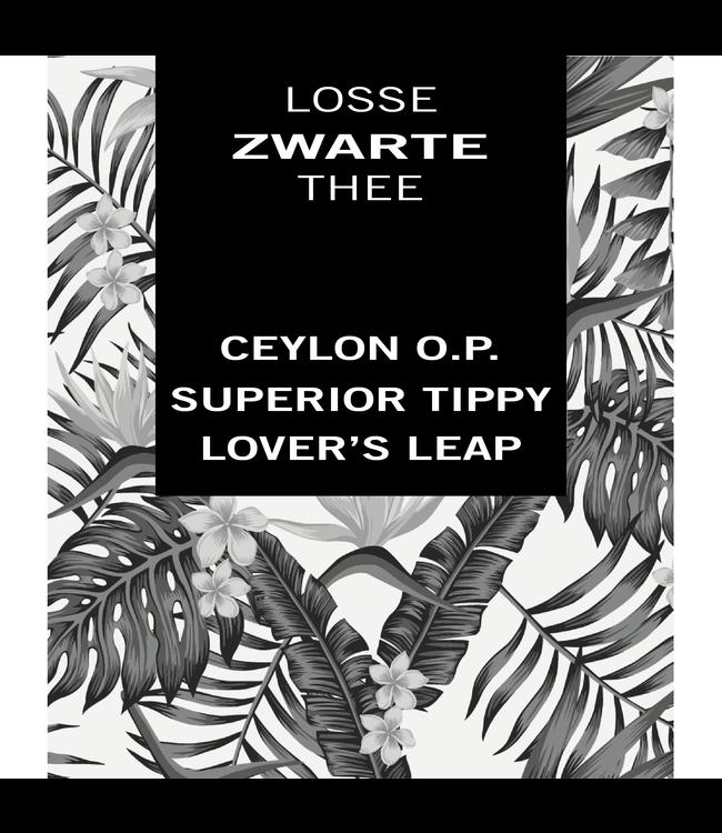 """Ceylon OP Superieur Tippy """"Lover's Leap"""""""