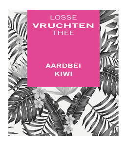 Aardbei - Kiwi Fruitmix