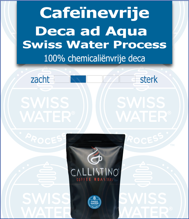 Decafeïné Swiss Water Process - Colombia