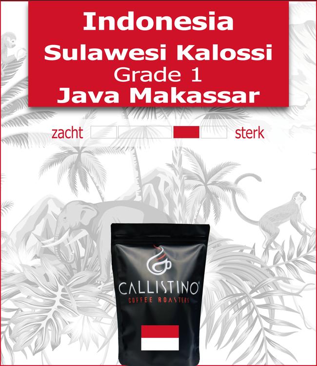 Indonesia Sulawesi Kalossi Gr1 - Java Makassar