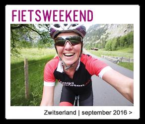 Ga mee met ons fietsweekend in Frankrijk | Shop nu op AltijdSporten.nl