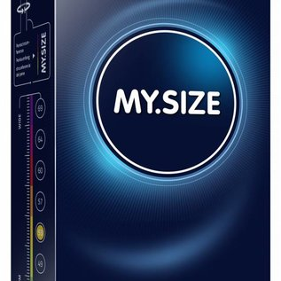 MySize  MySize 53 condooms - 53 mm breed