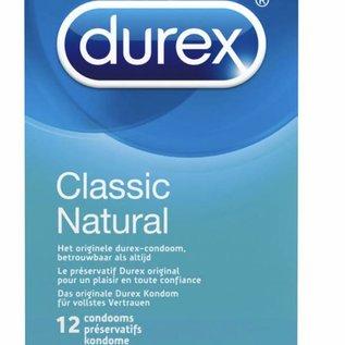 Durex Durex Classic Natural condooms - 56mm breed