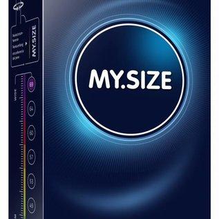 MySize  My Size 69 condooms - 69 mm breed