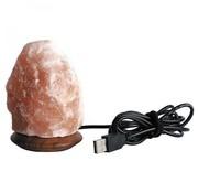 Zoutsteen USB lampje