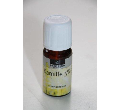 Jacob Hooy Kamille 5 % olie 10 ml - Jacob Hooy