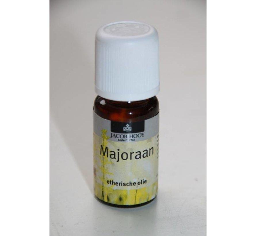 Marjoraan olie 10 ml - Jacob Hooy