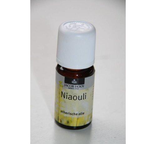 Jacob Hooy Niaouli olie 10 ml - Jacob Hooy