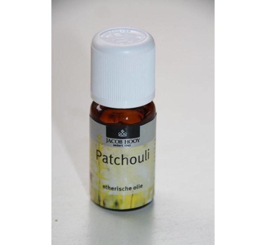 Patchouli olie 10 ml - Jacob Hooy