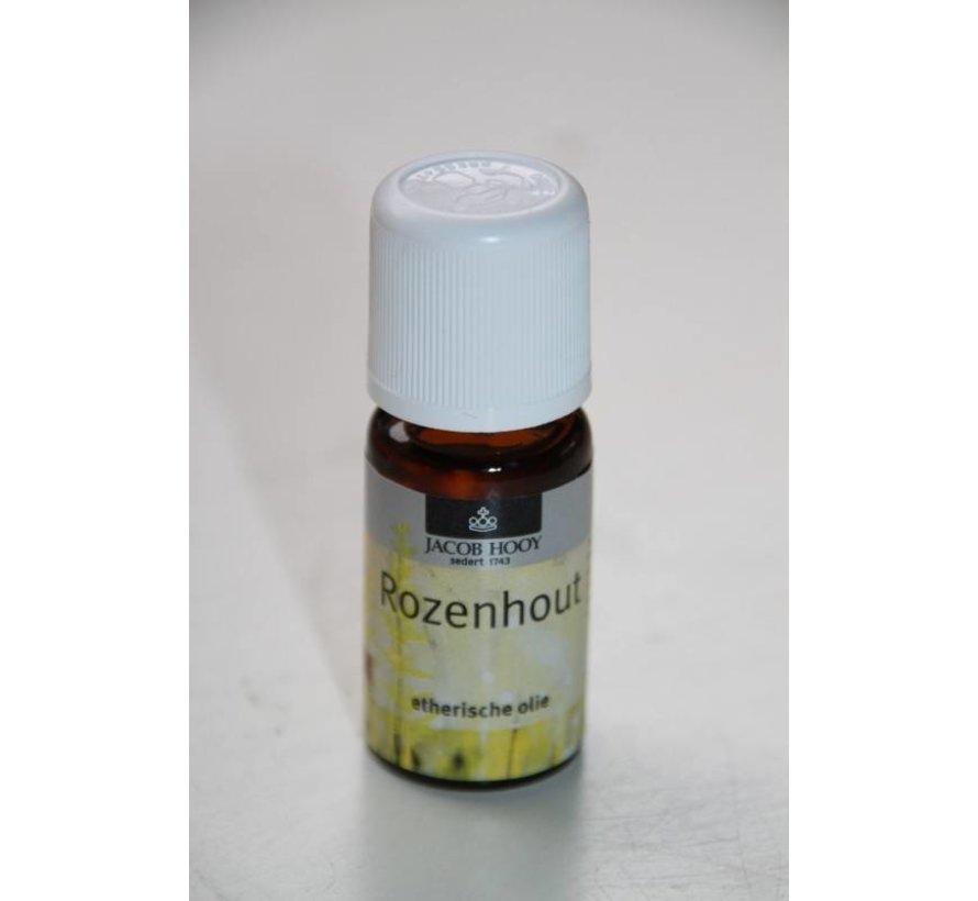 Rozenhout olie 10 ml - Jacob Hooy