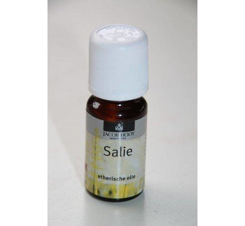 Jacob Hooy Salie olie 10 ml - Jacob Hooy