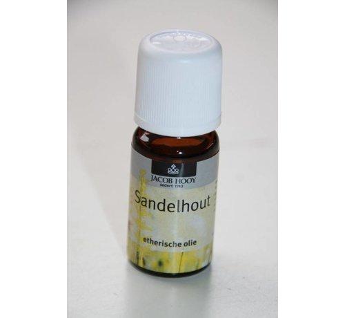Jacob Hooy Sandelhout olie 10 ml - Jacob Hooy