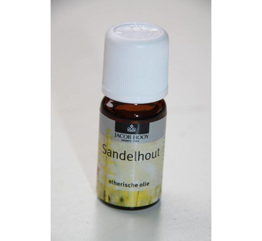 Sandelhout olie 10 ml - Jacob Hooy