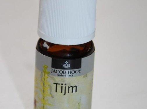 Jacob Hooy Tijm olie 10 ml - Jacob Hooy
