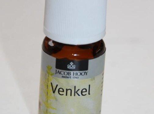 Jacob Hooy Venkel olie 10 ml - Jacob Hooy