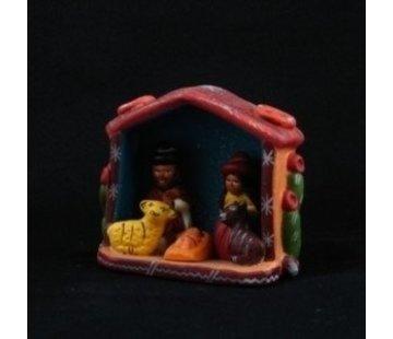 Kerststalletje Peru 3