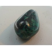 Trommelsteen - Chrysokolla - 50 gram
