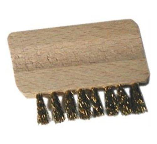 Wierook accessoires-  borstel voor zeefjes