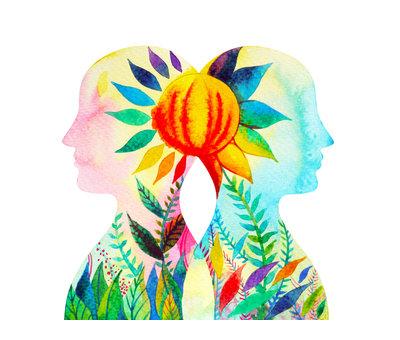 Ariadne Healing Summer school - Positieve aantrekkingskracht
