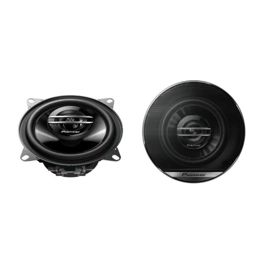 Pioneer TS-G1020F autospeakers-3