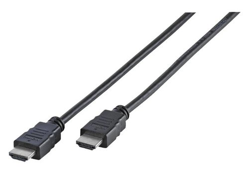 OK. HDMI-kabel met ethernet