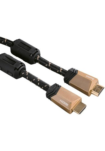 HAMA HDMI-kabel High Speed 4K/UHD/HDR/QLED