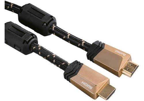 HAMA HDMI-kabel High Speed 4K/UHD/HDR/QLED