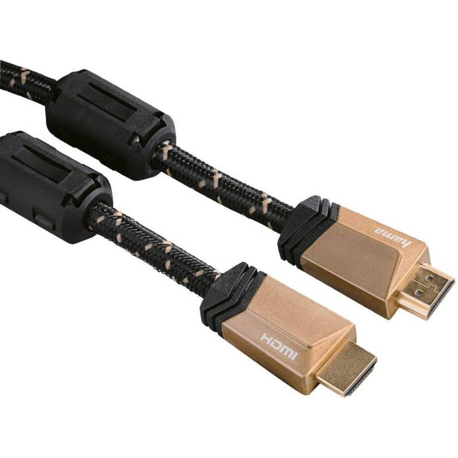 HAMA HDMI-kabel High Speed 4K/UHD/HDR/QLED-1