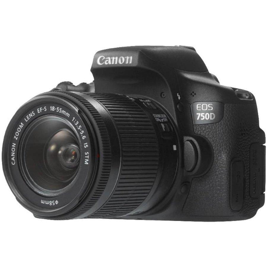 Canon EOS 750D-4