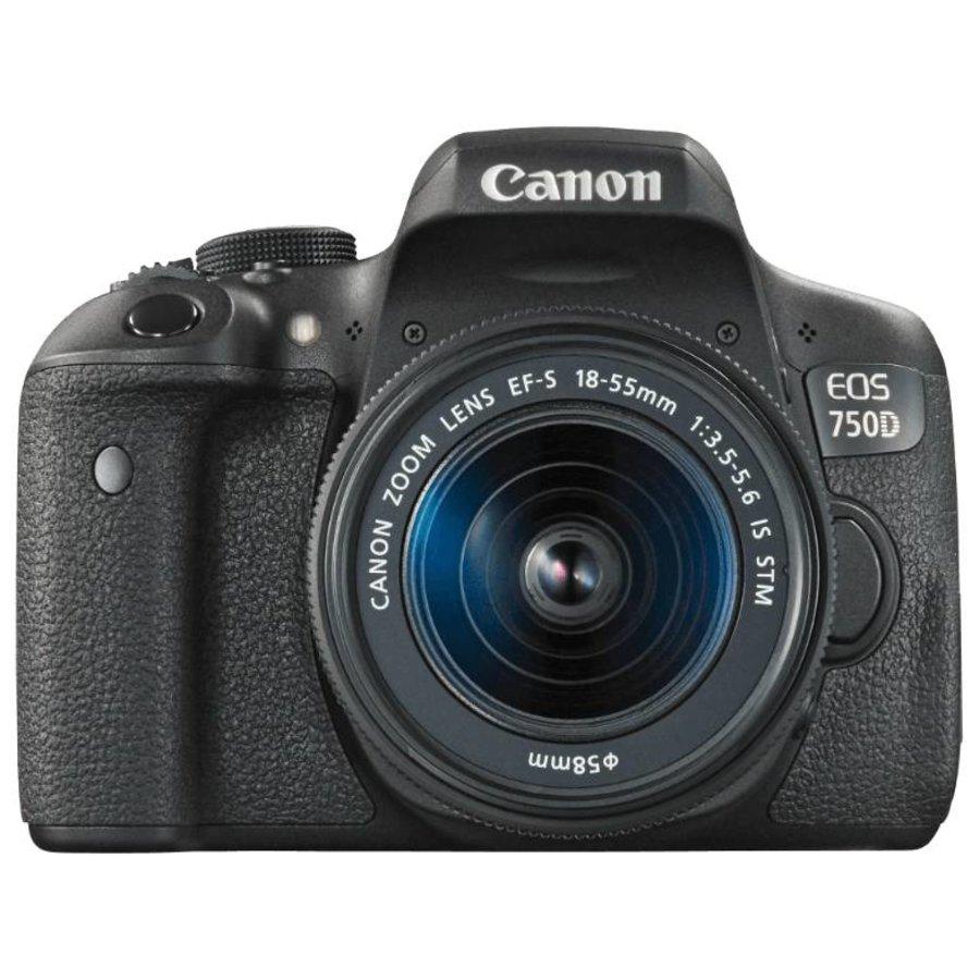 Canon EOS 750D-2