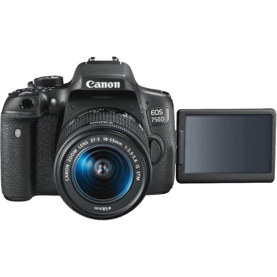 Canon EOS 750D-1