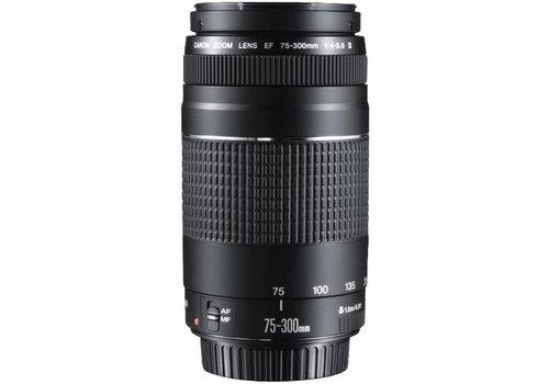 Canon EF 75-300mm f/4-5.6 III zoomobjectief