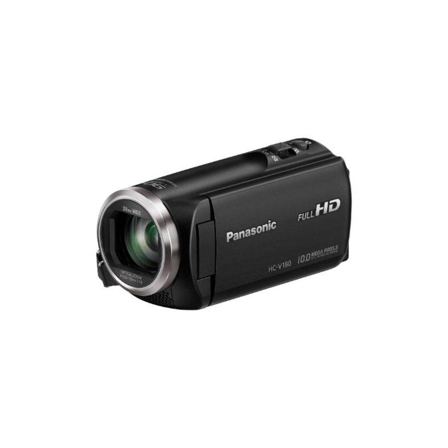 Panasonic HC-V180 camera-4