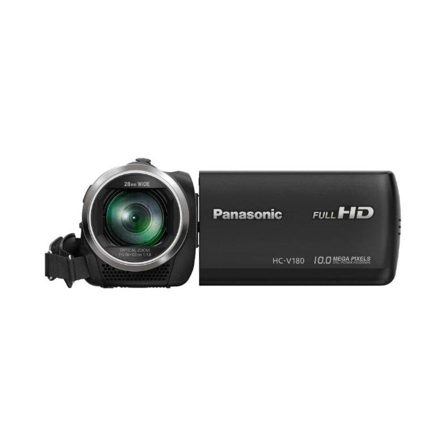 Panasonic HC-V180 camera-3