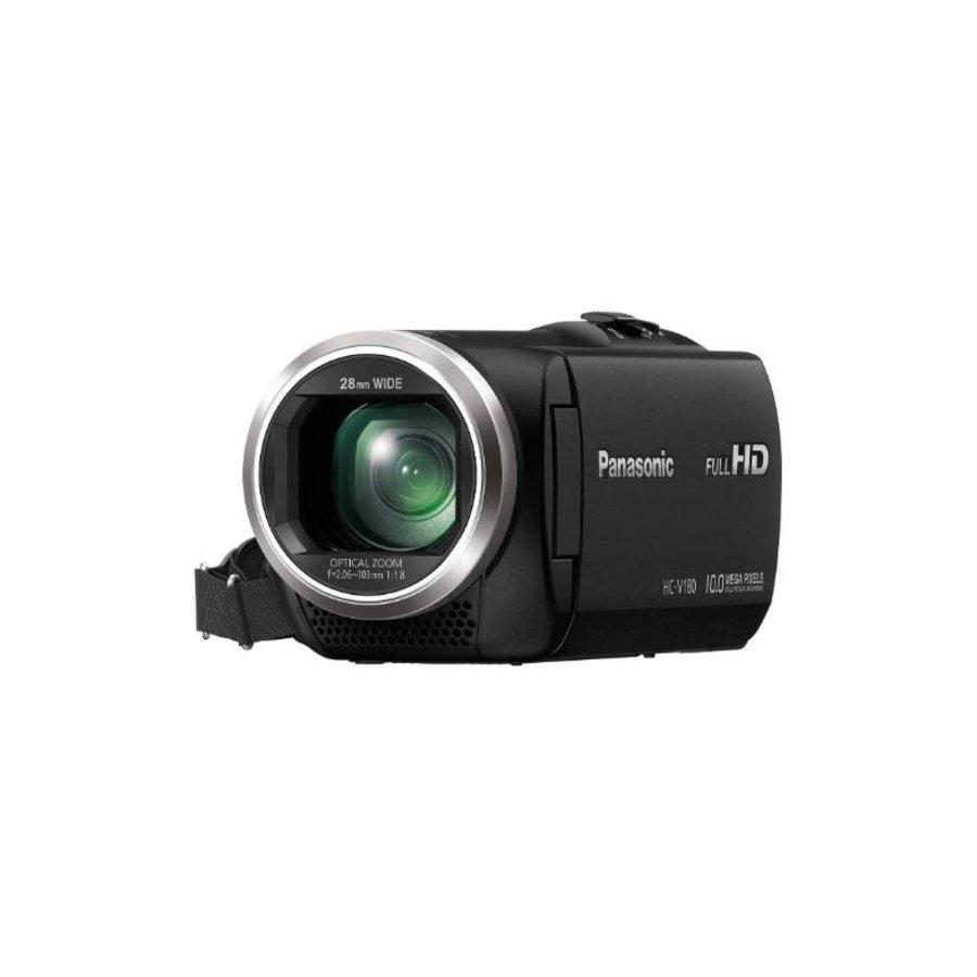 Panasonic HC-V180 camera-2