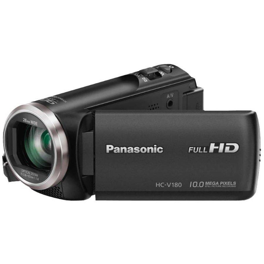 Panasonic HC-V180 camera-1