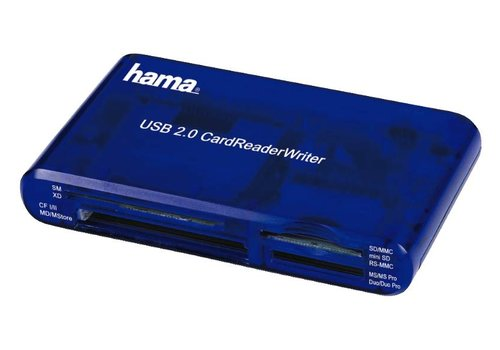 Hama Cardreader 35 in1 Usb 2.0