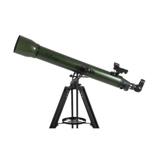 Celestron Explorascope 80AZ Olijfgroen