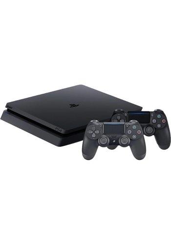 Sony PlayStation 4 (Slim) 1 TB + 2 controllers