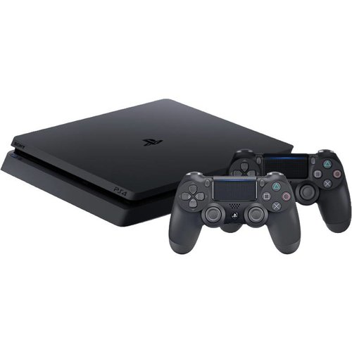 Sony PlayStation 4 (Slim) 1 TB + 2 controllers