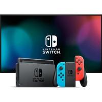 thumb-Nintendo Switch Rood en Blauw-2