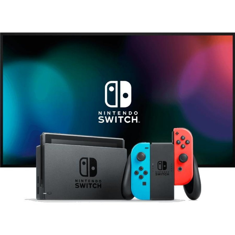 Nintendo Switch Rood en Blauw-2