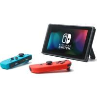 thumb-Nintendo Switch Rood en Blauw-3