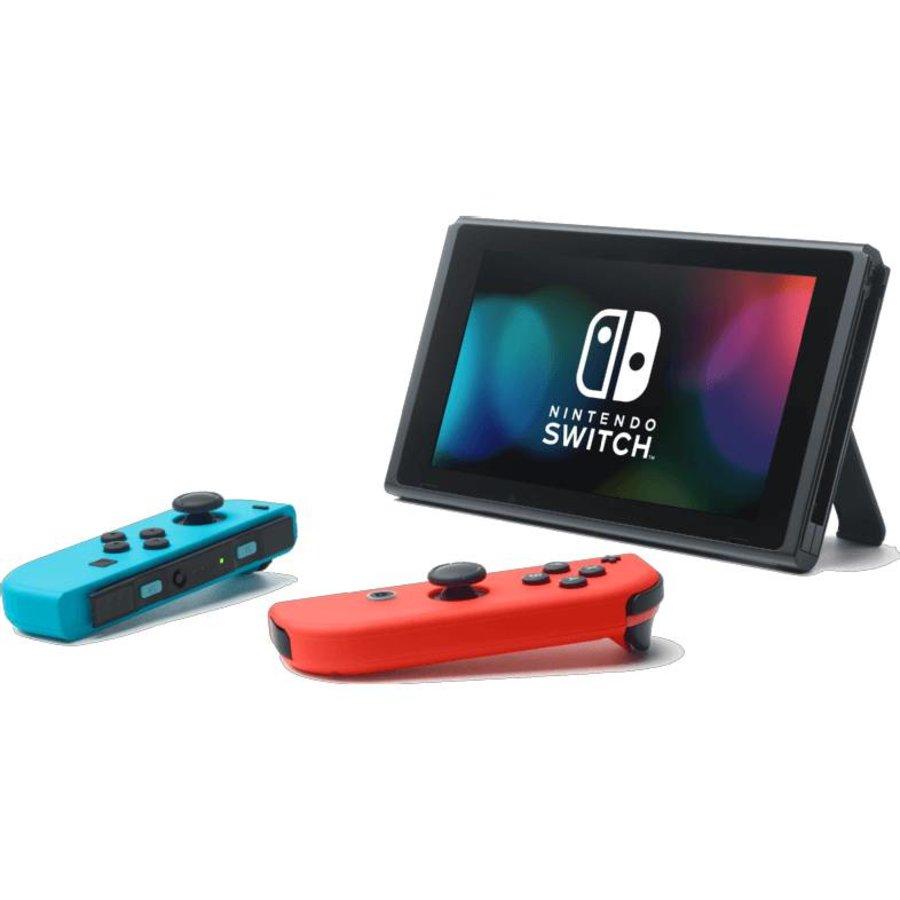 Nintendo Switch Rood en Blauw-3