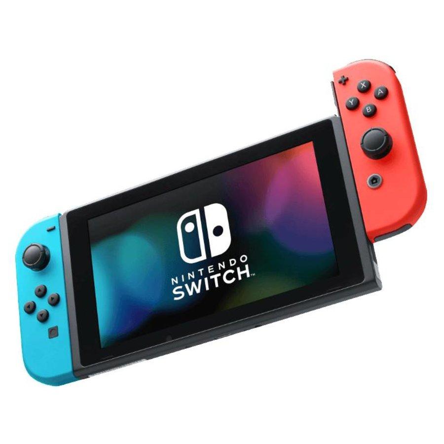 Nintendo Switch Rood en Blauw-4