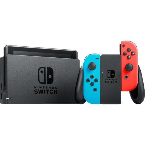 Nintendo Switch Rood en Blauw
