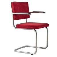 thumb-Ridge Rib stoel met armleuningen-2